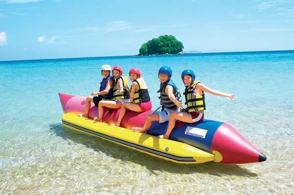 bananaboatride