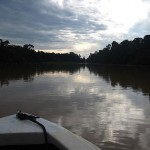 Kinabatangan river cruise from KJC